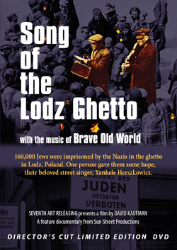 Song of the Lodz Ghetto DVD
