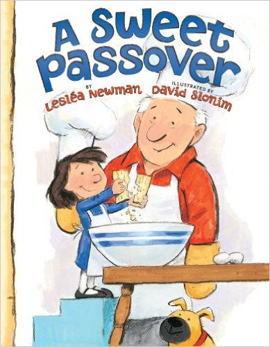 A Sweet Passover by Leslea Newman