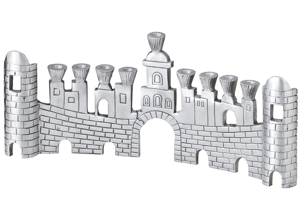 Jerusalem Wall Menorah