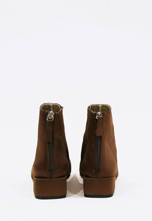 Robbie Ankle Boots Coffee, shoes, About Arianne, - nois