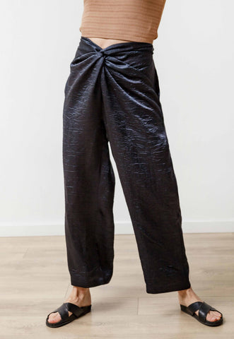 Stage Pants in Ecru Denim
