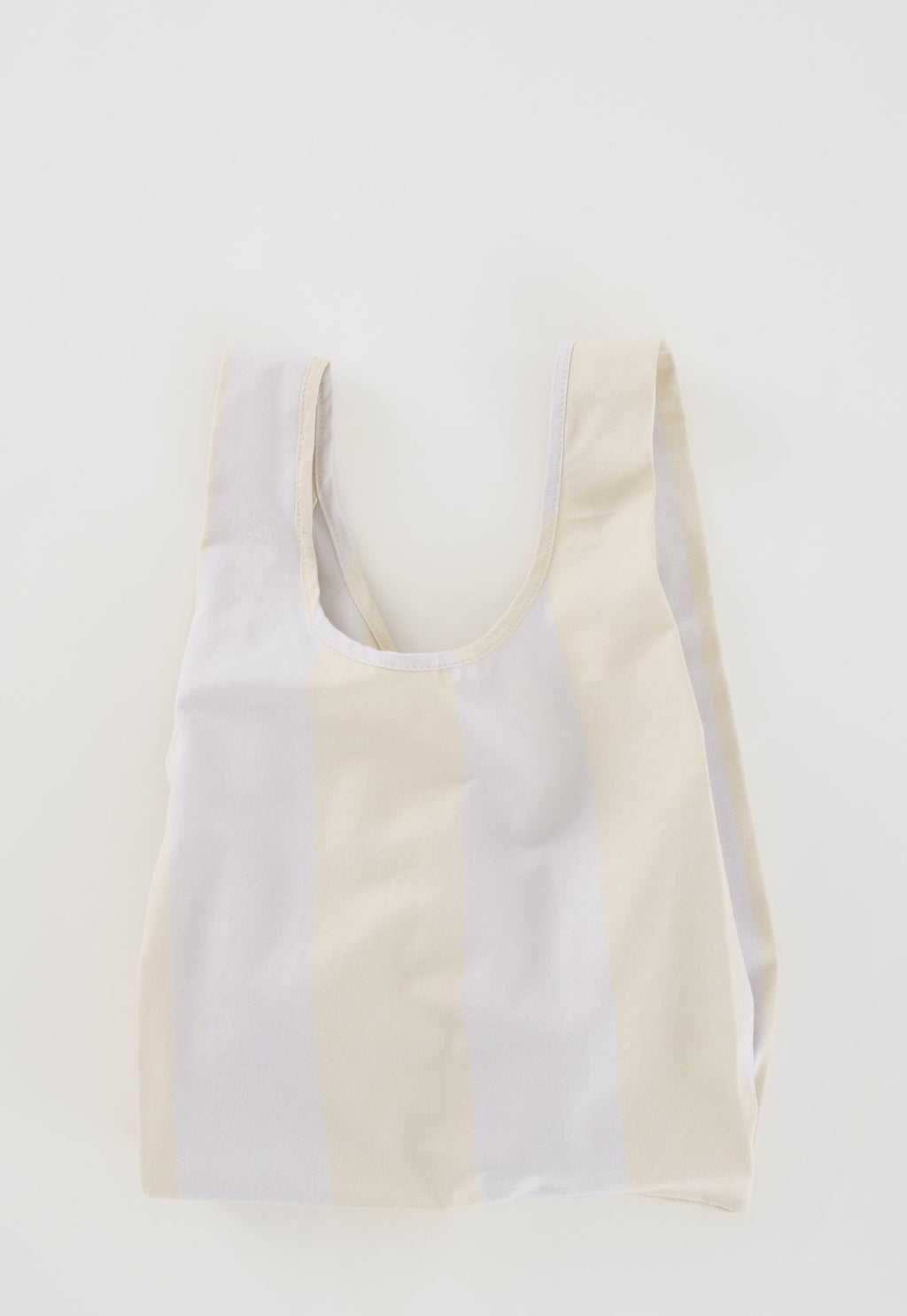 Medium Baggu in Buttermilk Stripe