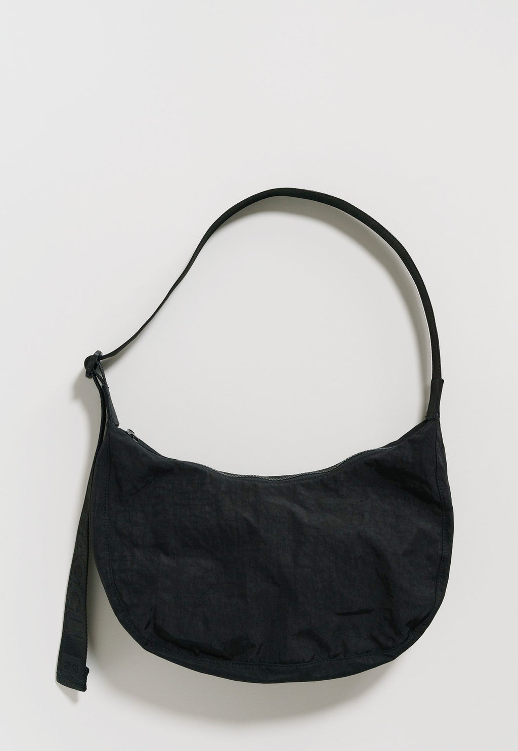 Medium Nylon Crescent Bag