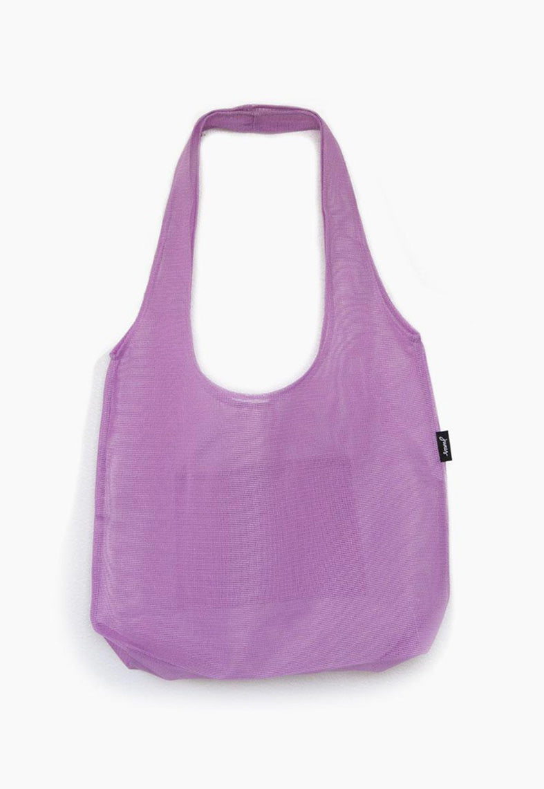 Everyday Tote Bio Knit Lavendar