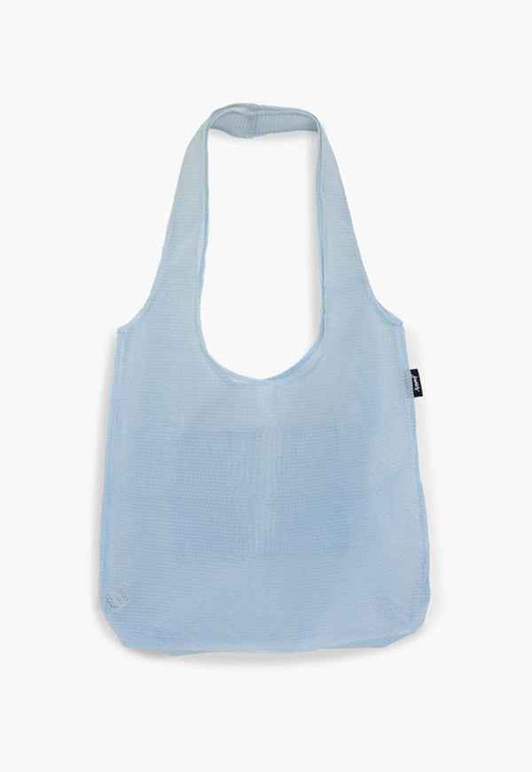 Everyday Tote Bio Knit Pale Blue