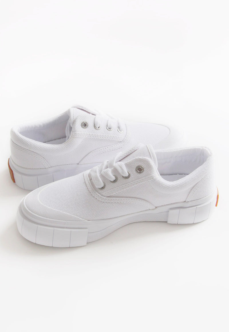 Opal Low Sneaker White
