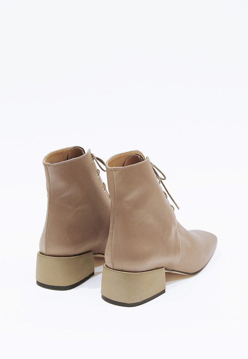 Gabriel Ankle Boots Mink, shoes, About Arianne, - nois