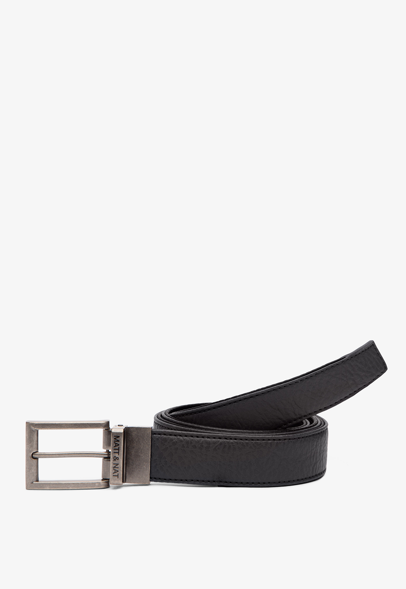 Mauri Belt in Black, belt, Matt & Nat, - nois