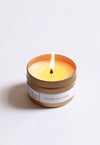 Sunday Morning Gold Travel Candle, candles, Brooklyn Candle Studio, - nois