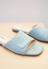 Elia Crossover Slide in Baby Blue, shoes, Collection and Co, - nois