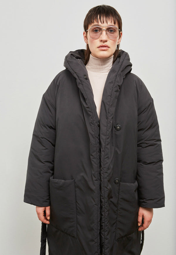 Ottawa Puffer Coat Black