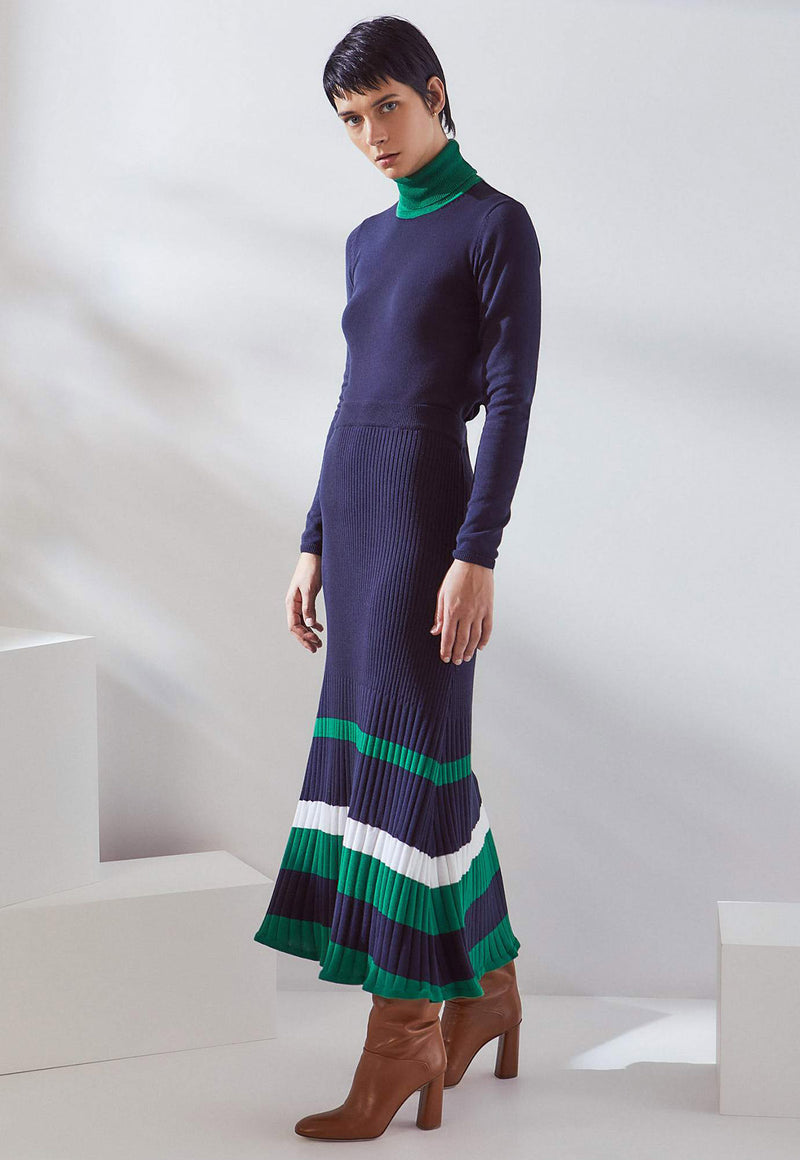 Palette Skirt Night, skirt, KOWTOW, - nois