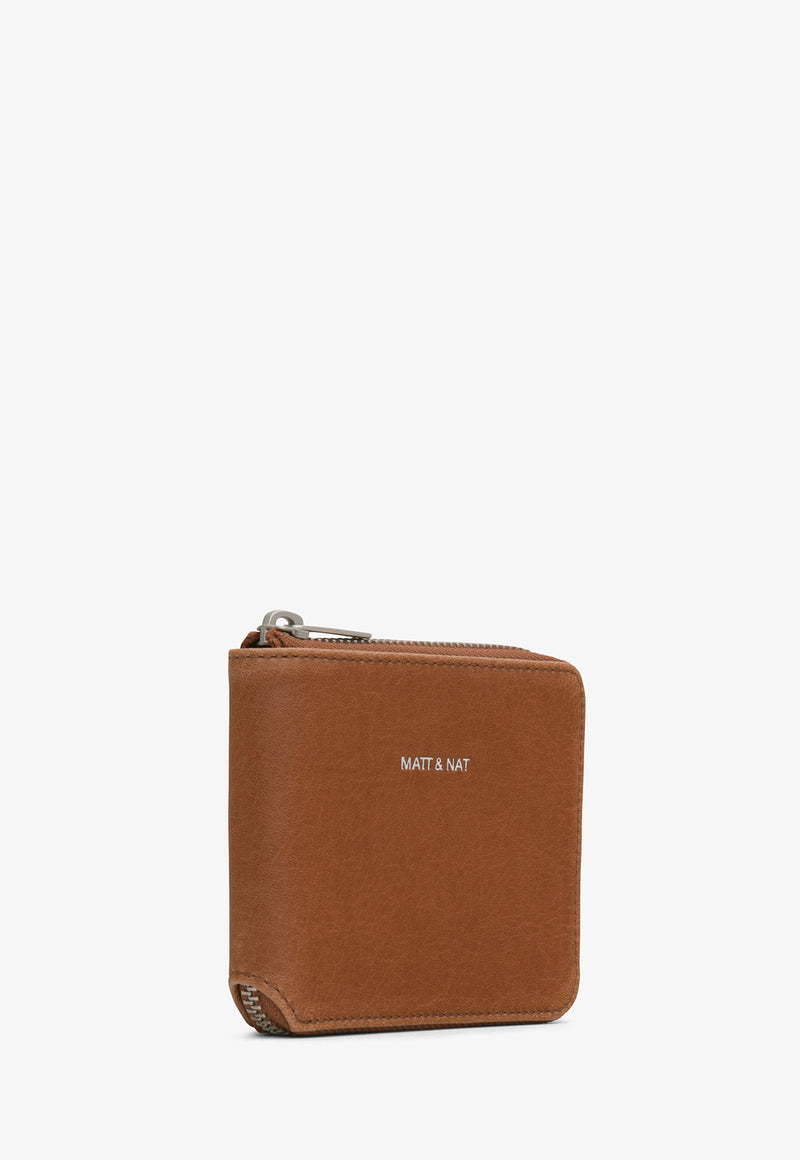 Watson Wallet in Chili, wallet, Matt & Nat, - nois