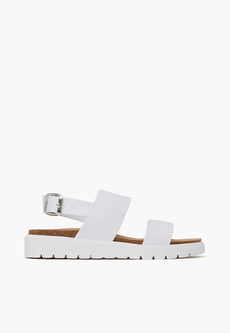 Elia Crossover Slide in Baby Blue