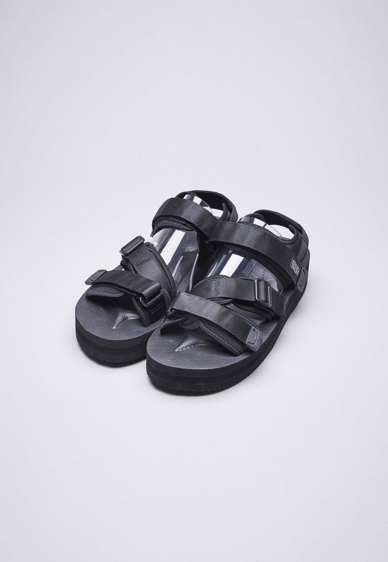 Kisee-VPO Sandals Black