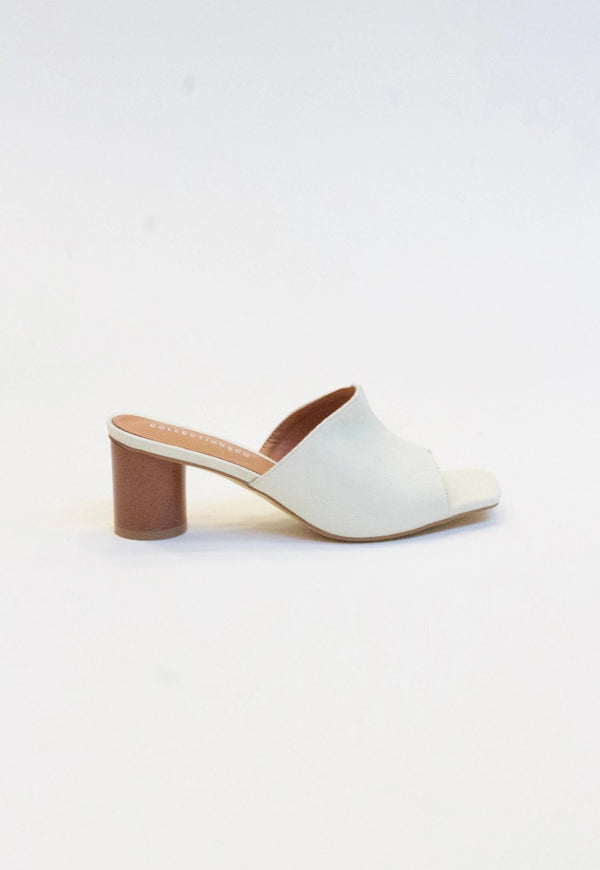 Ama Mules Off White, shoes, Collection and Co, - nois