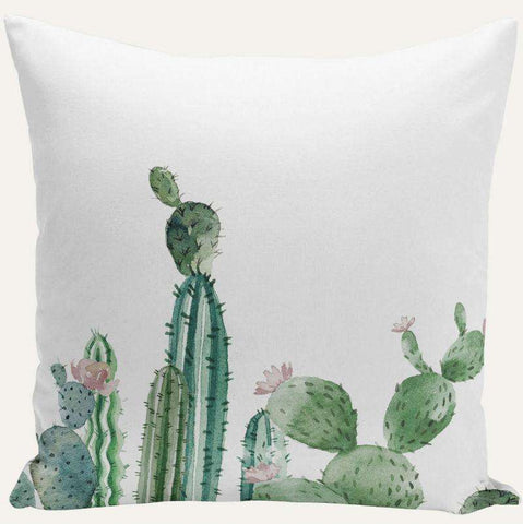 Image of Cactus Pillow Covers cactus room decor