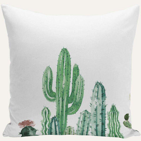 Image of cactus room decor cactus pillow cover