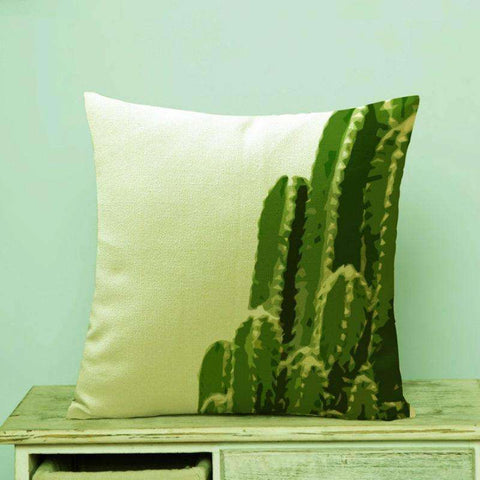 Image of Cactus Pillow Cover cactus room decor