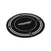 AK Racing Circular Chair Floor Mat - Black