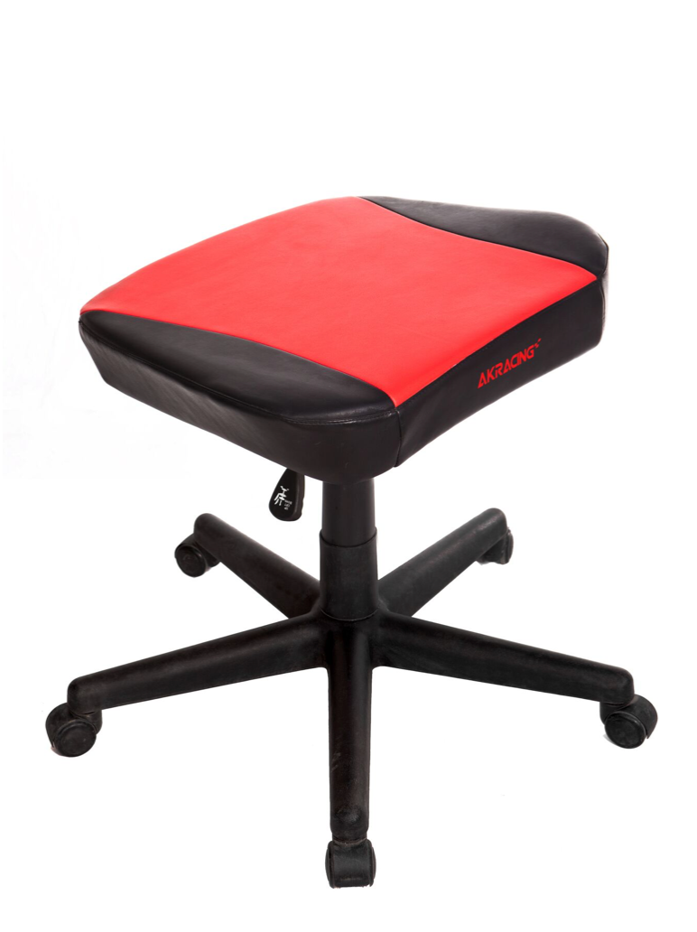 AK Racing Footstool Red