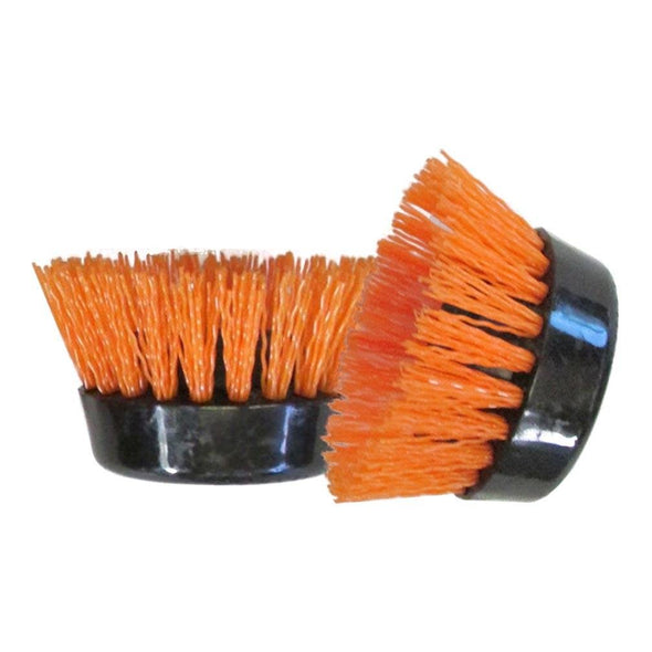 K0282 - K0282 Orange Brushes - Dishmaster Faucet