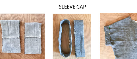 Sleeve Cap Sewing Pattern