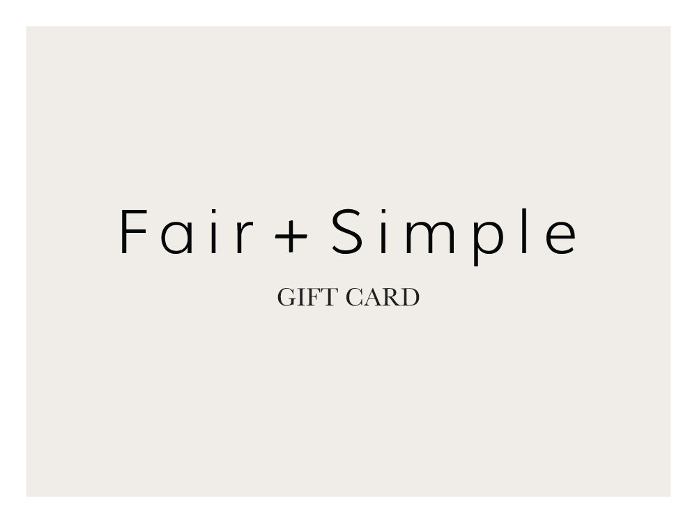 A Digital Gift Card