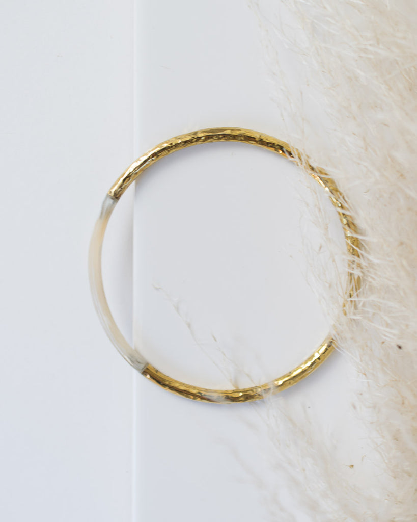 WHOLESALE Hammered Bangle