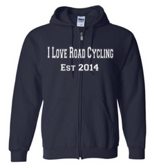 I Love Road Cycling Signature T-Shirts and Hoodies