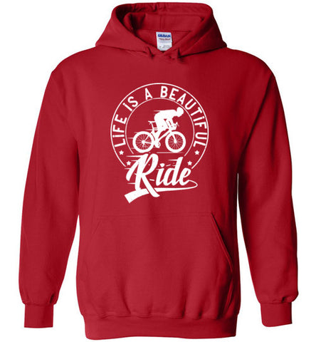 """Beautiful Ride"" Hoodie"