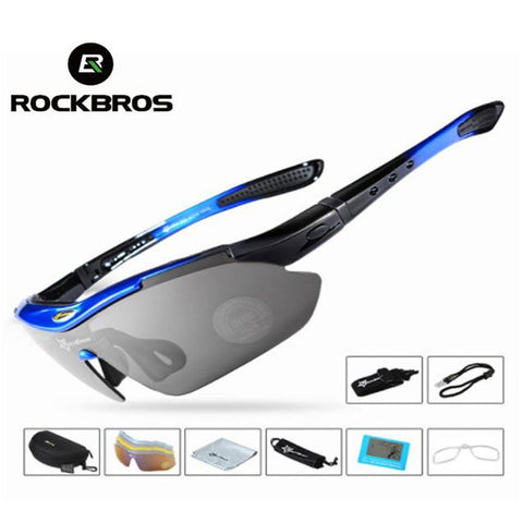 Rockbros Polarized Sunglasses