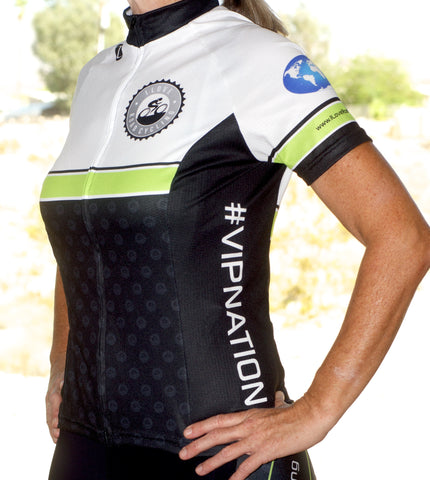 Women Classic Club Fit Cycling Jersey