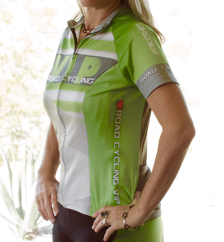 Women VIP Original Club Fit Cycling Jersey