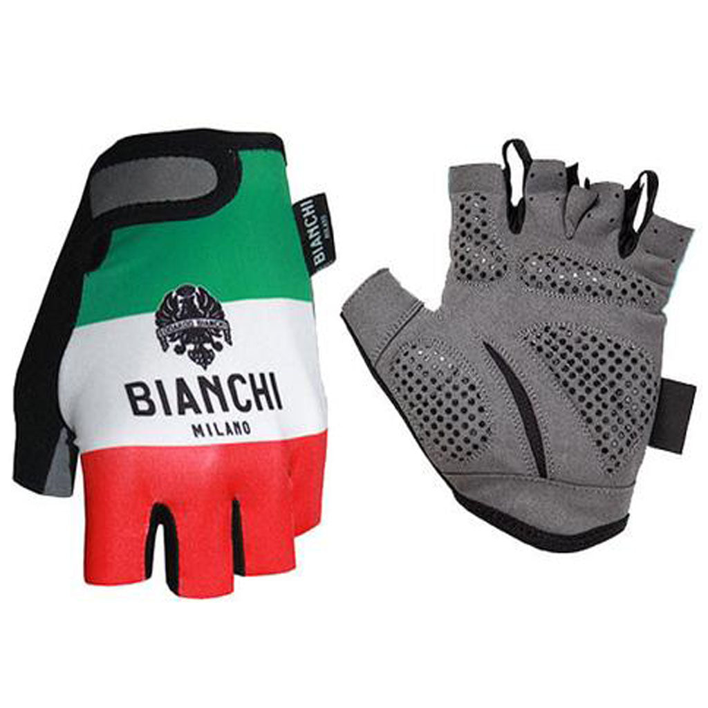 Bianchi-Milano Italia Summer Cycling Gloves