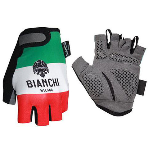 Bianchi-Milano Torrenova Summer Cycling Gloves