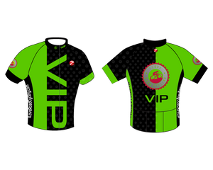 MENS VIP Bold Club Fit Cycling Jersey