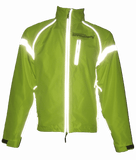 Women's Arrowhere Hi-Vis Waterproof Road Cycling Jacket