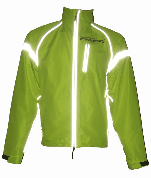 Men's Arrowhere Hi-Vis Waterproof Road Cycling Jacket