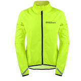 Women's Arrowhere Hi-Vis Road Cycling Lightweight Wind Jacket