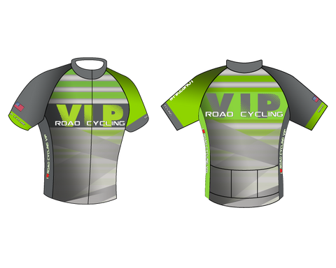 MENS VIP Original Club Fit Cycling Jersey