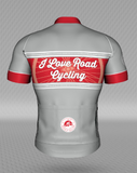 MENS I Love Road Cycling SPOKES Cycling Jersey
