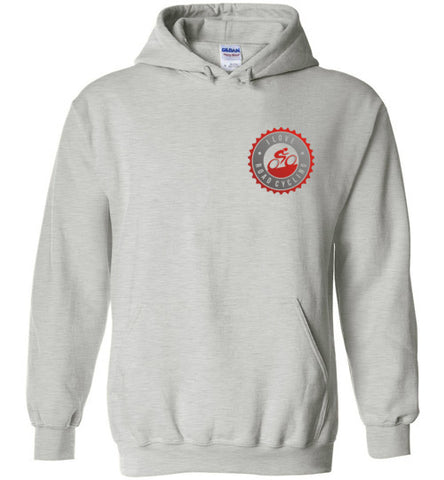 I Love Road Cycling Logo Hoodie