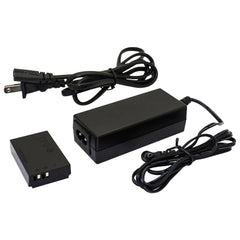 Kapaxen™ ACK-E12 AC Power Adapter Kit for Canon EOS M, M2, and M10 Cameras