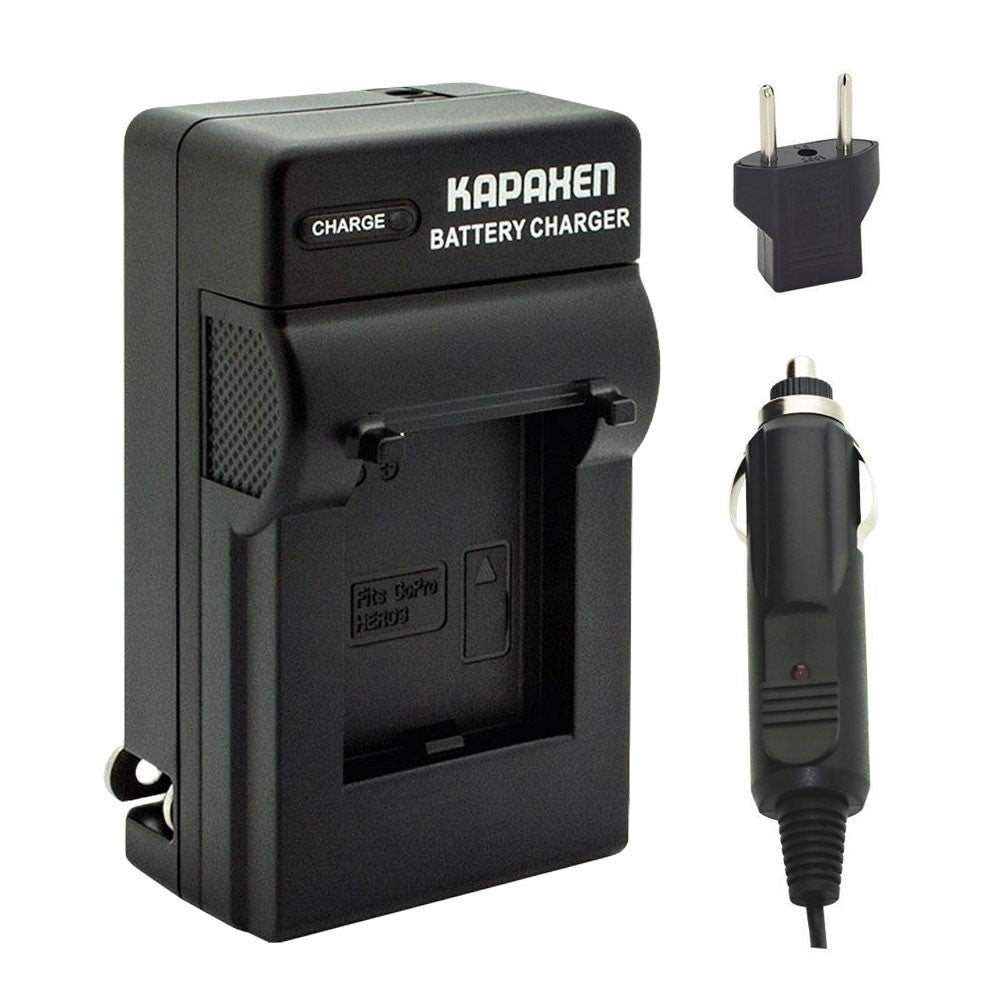 Kapaxen™ AHDBT-302 AHDBT-301 Battery Charger for GoPro HERO3 and HERO3+ Cameras