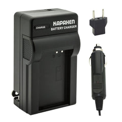 Kapaxen™ CB-2LG Charger for Canon NB-12L Batteries