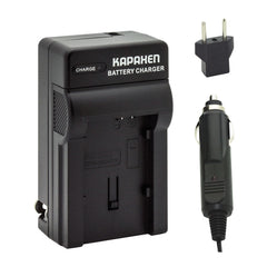 Kapaxen™ CG-800 Charger Kit for Canon BP-808, BP-819, BP-827, BP-828 Batteries