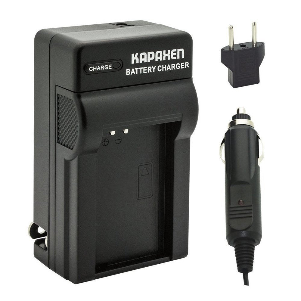 Kapaxen™ Two BP85A EA-BP85A Battery Packs, Charger Kit, and a Bonus Mini Tripod for Samsung Cameras
