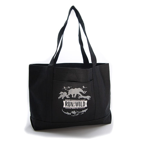 Run for the Wild Tote Bag