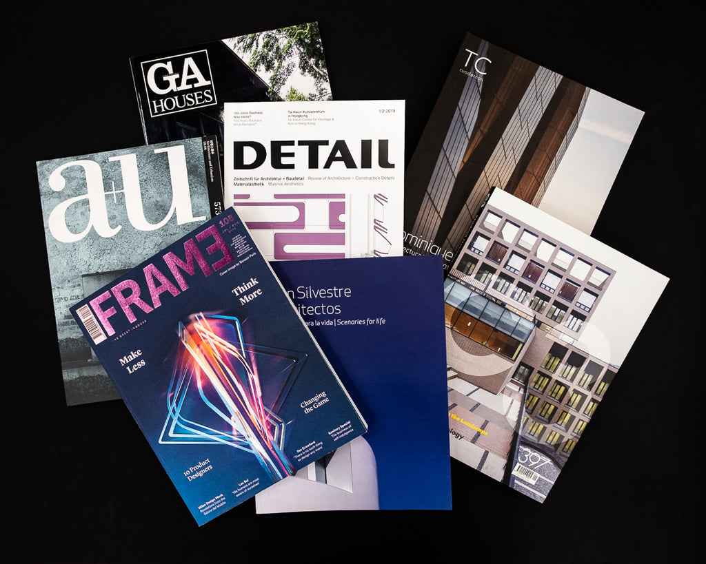 LIMOND BOOKLIST 2: 2019 - ARCHITECTURE MAGAZINE